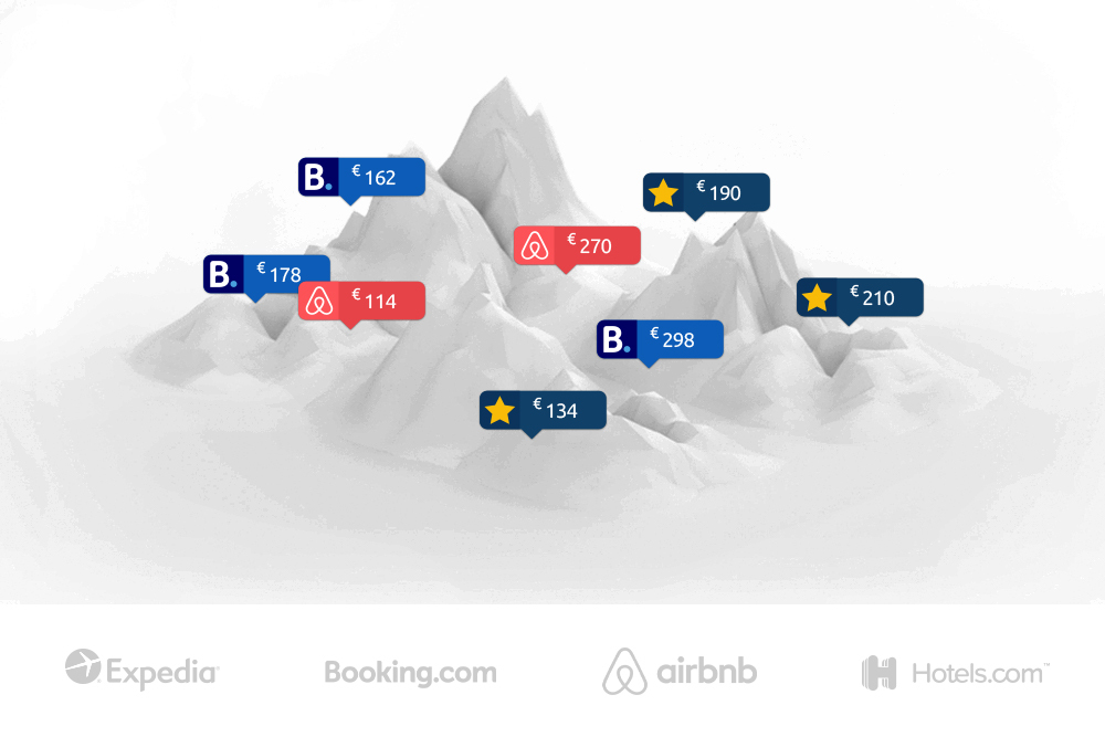 """Featured image for """"Plan and book your ski trip with Skitude App"""""""