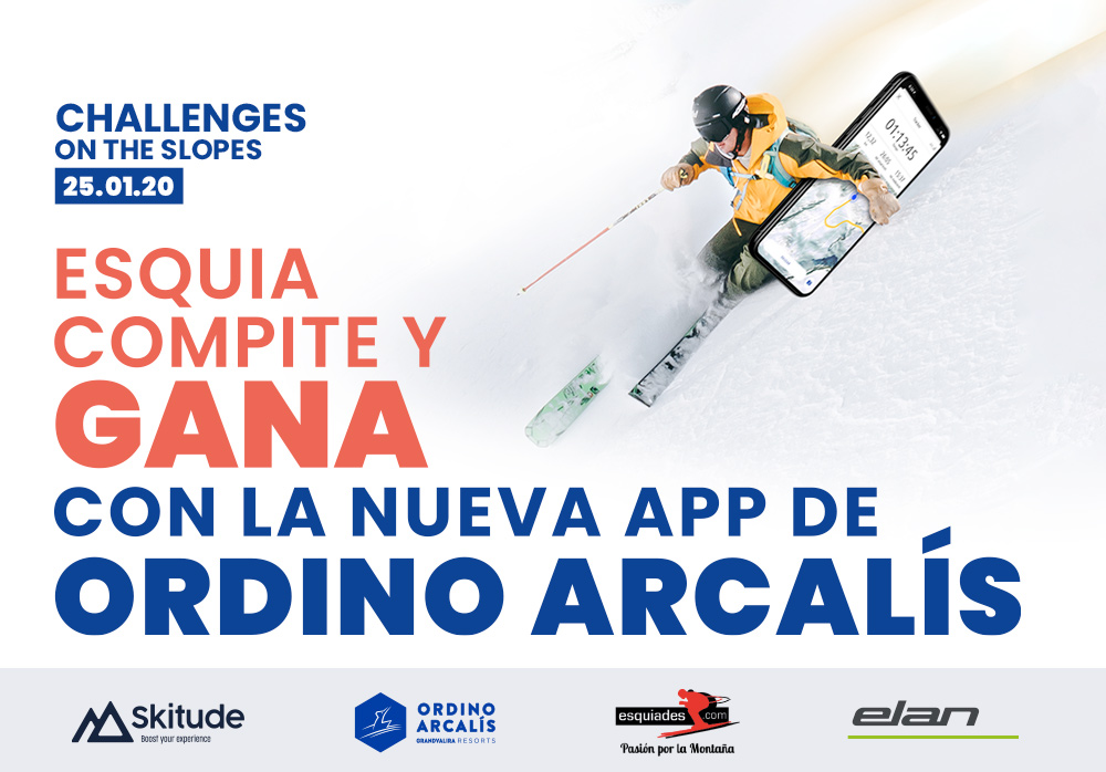 """Featured image for """"Challenges on the slopes Ordino Arcalís"""""""